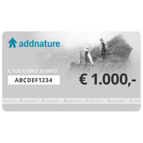 addnature Carta regalo 1.000 €